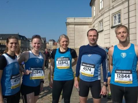 VM-halvmarathon